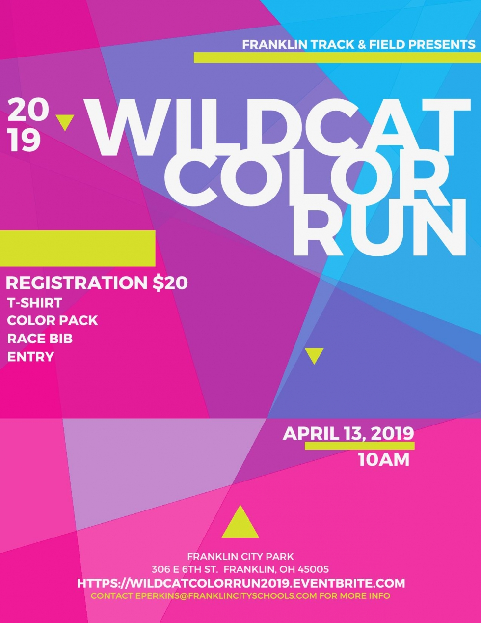 Wildcat Color Run