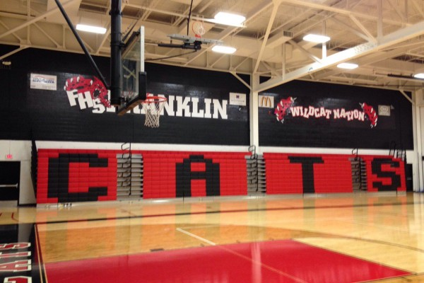 FHS Basketball Gym