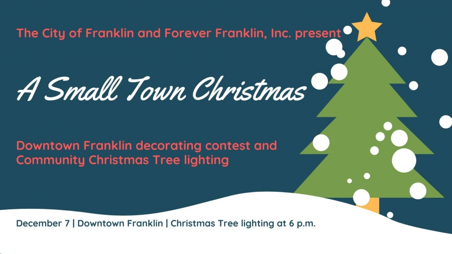 Franklin Tree Lighting