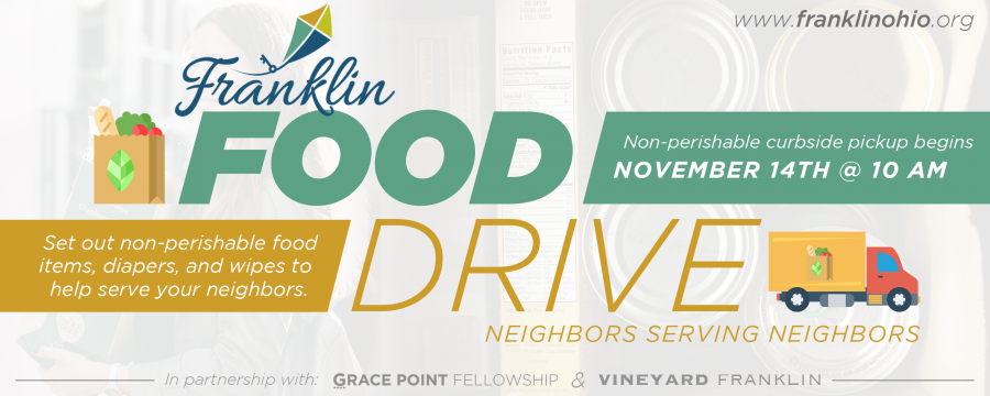 Franklin Food Drive