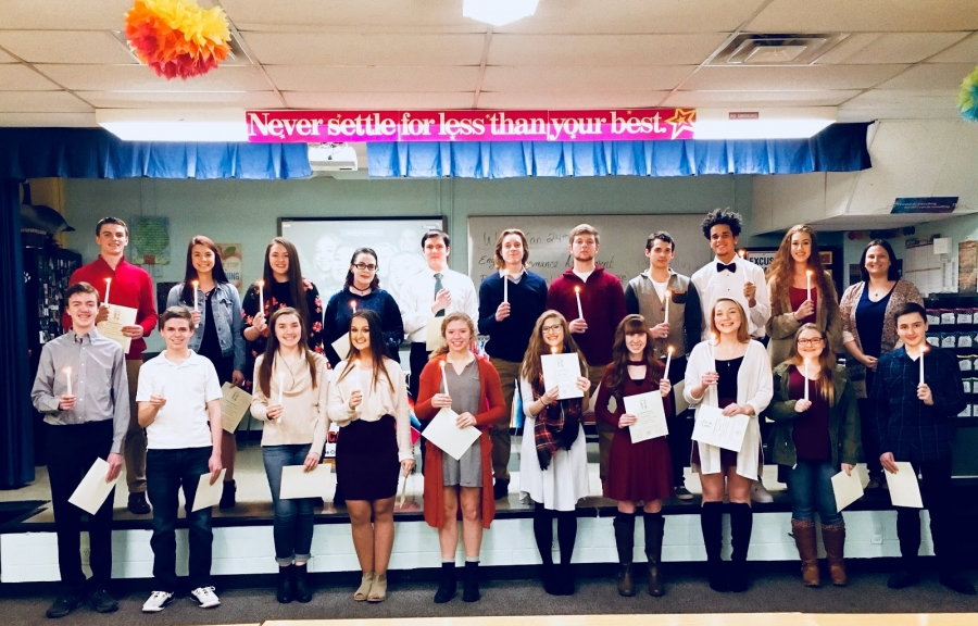 Spanish National Honor Society