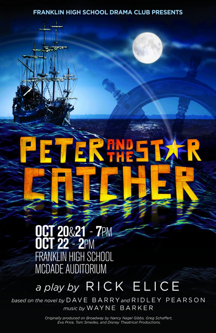 Fall play FHS