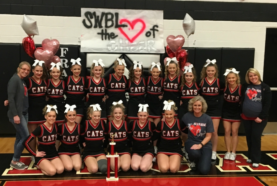 SWBL Cheerleaders