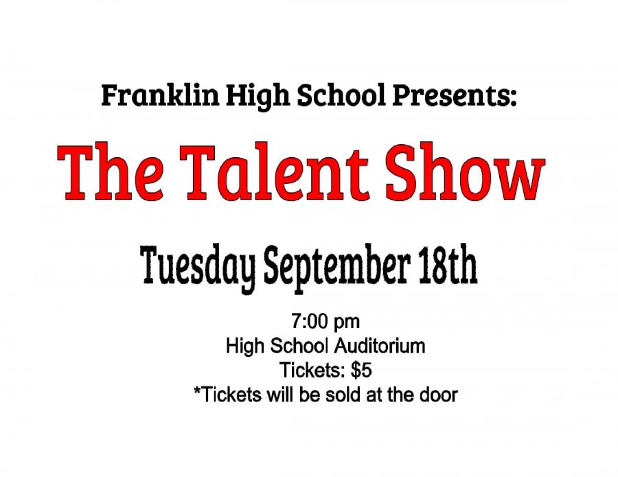 FHS Talent Show