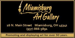 Miamisburg Art Gallery logo