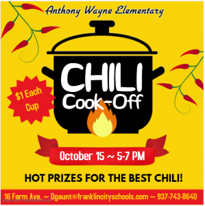 AW Chili Cook off