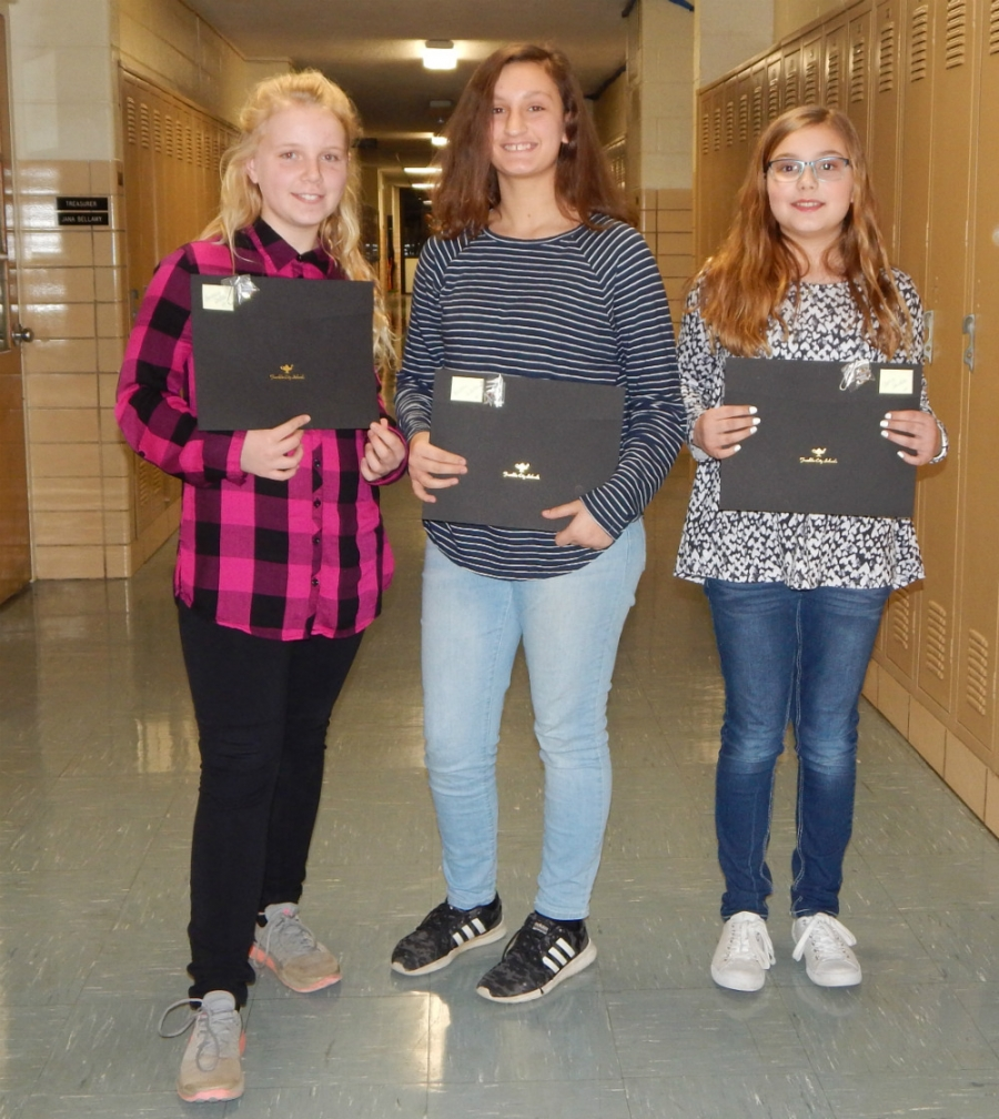 Student Achievement Students Honored