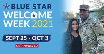 Blue Star Welcome Week