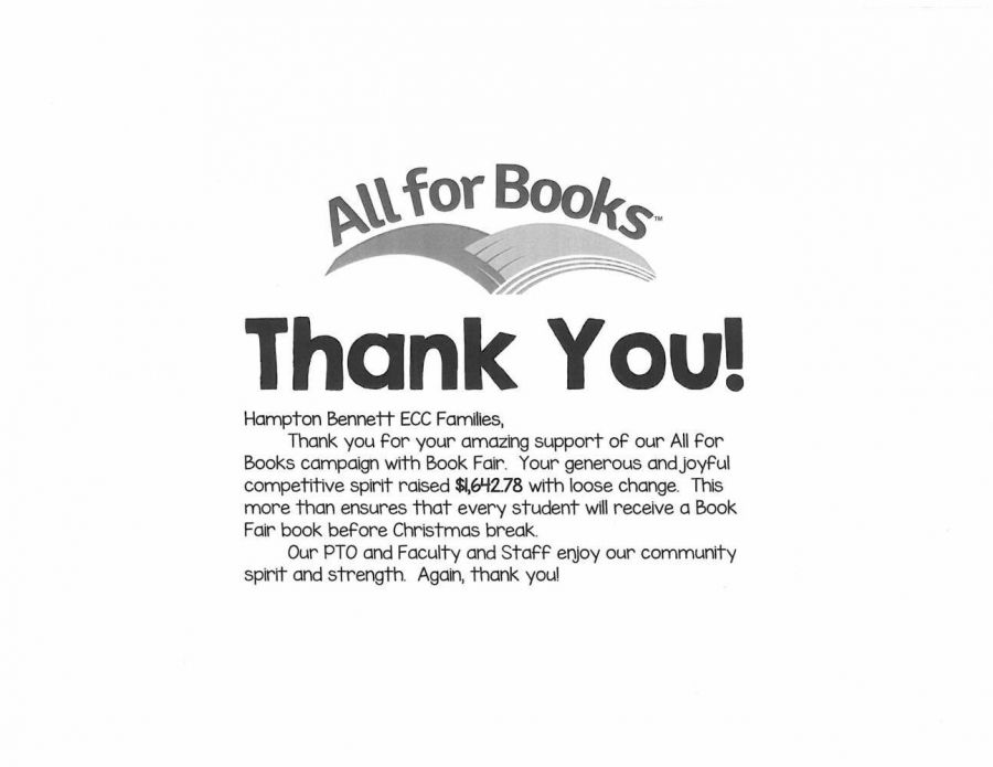 Book Thank you