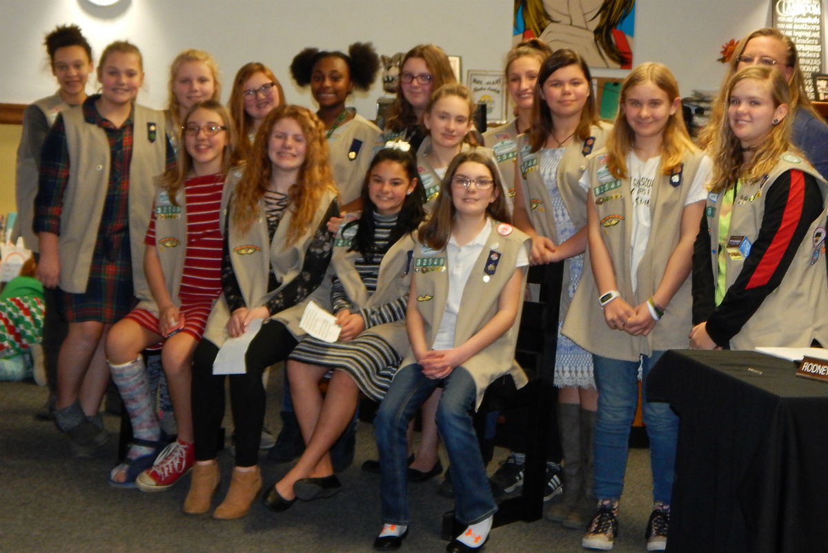 Girl Scout Troop 32549