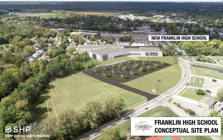 Architect New High School Rendering